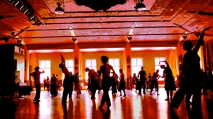 Ecstatic dancing is such an important outlet and community for me - and often the depression follows me there.